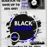"It's Back! ""Scratch Like a DJ to Save"" This Black Friday"