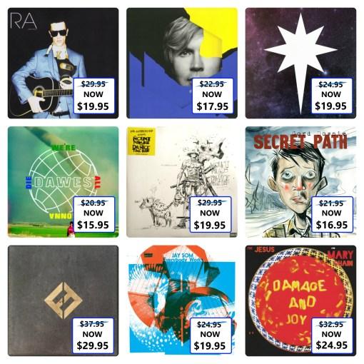 Record Sale-1
