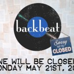 Closed This Monday.