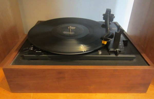 -SOLD- Dual 1212 Turntable