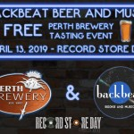 Backbeat Beer and Music