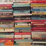 Used fiction books