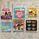 Music Board Books