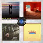 Recent New Album Releases Now @ Backbeat