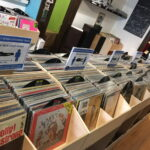 Fresh batch of used vinyl just put out.