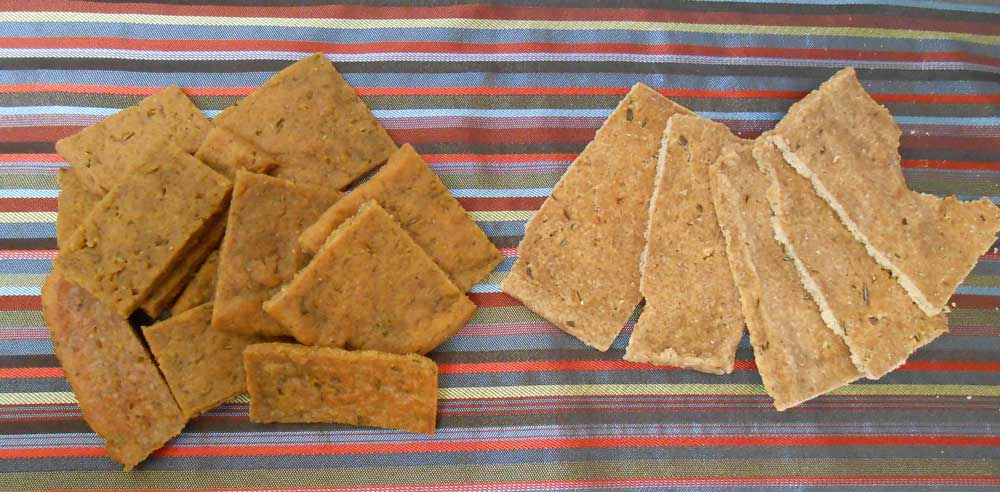 Plantain Crackers Compared