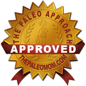 "What is ""The Paleo Approach Approved""?"