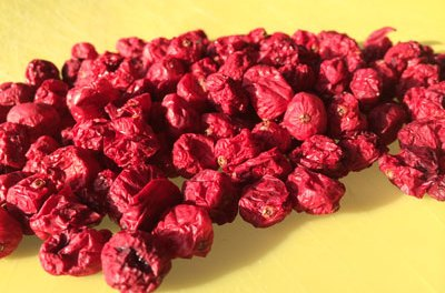 Dehydrated Cranberries – A Tart or Sweet Treat!
