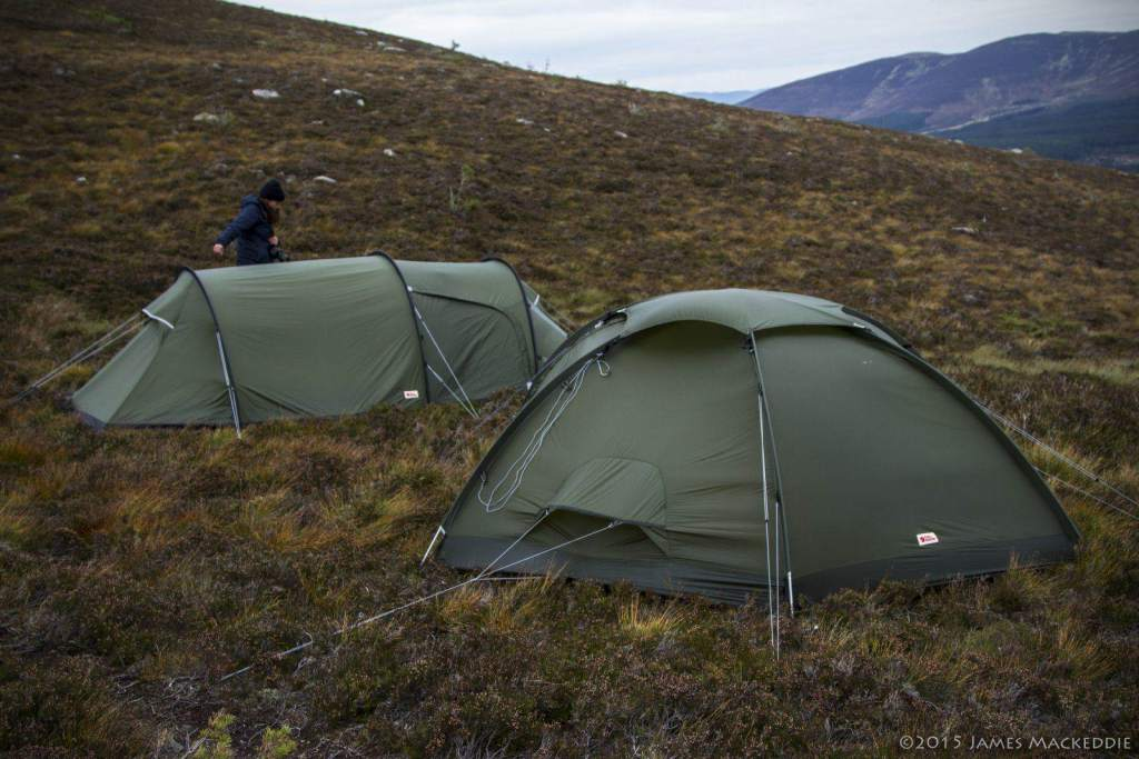 Introducing The New Keb Endurance 2 Man Tent