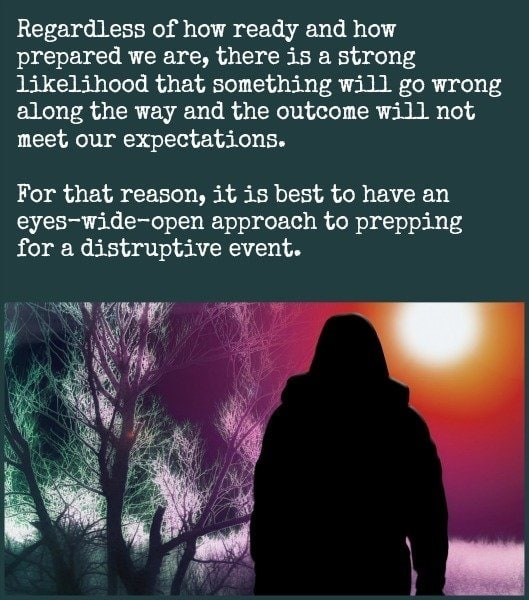 Have An Eyes Wide Open Approach to Prepping | Backdoor Survival