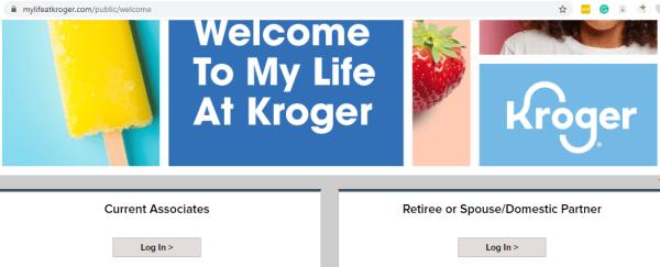 my life at kroger