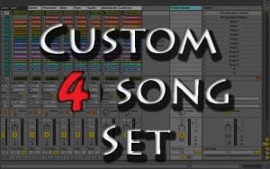 Custom Backing Tracks | Full Sets MultiTrack Ready to go!
