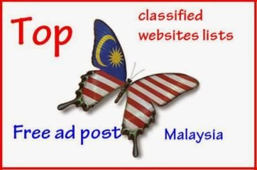 Malaysia Classified Websites List 2019
