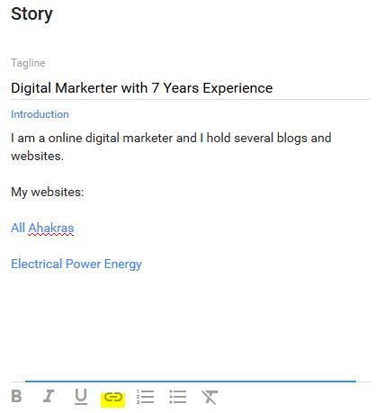 High PR backlink on Google Plus