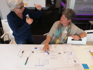 Co-design in action at the History Education workshop in The Hague