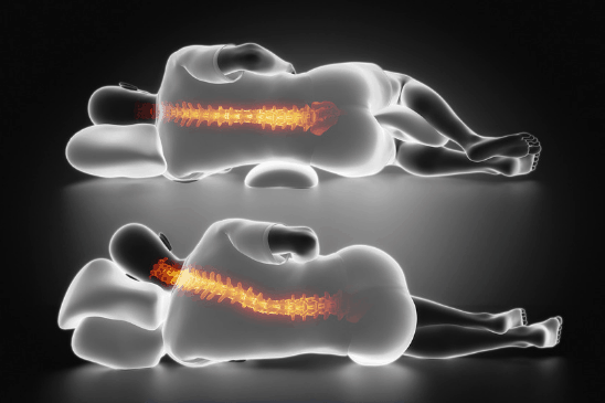 is your pillow causing you back pain as