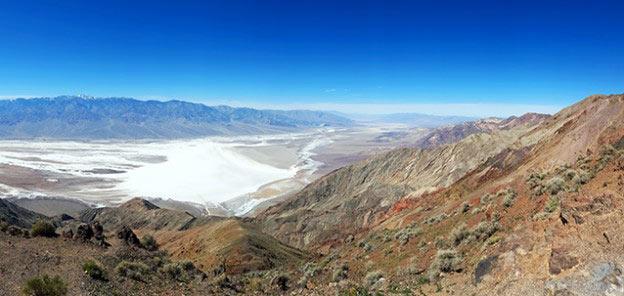 Visiter Death Valley