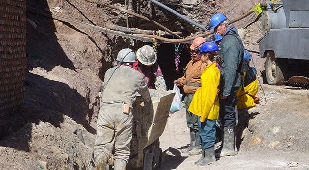Les mines de Potosi sont un véritable safari