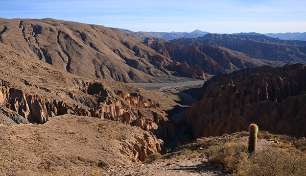 Des allures de Bryce Canyon