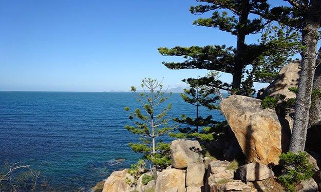 Spots de snorkeling en Australie : Magnetic Island
