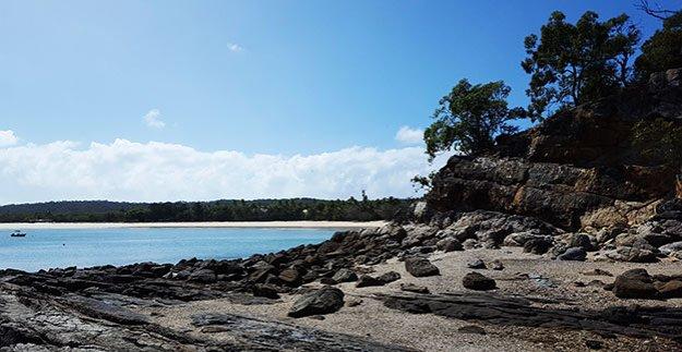 Se ressourcer à Keppel Island