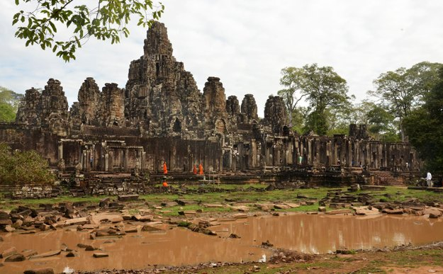 Un des incontournables du Cambodge : Angkor