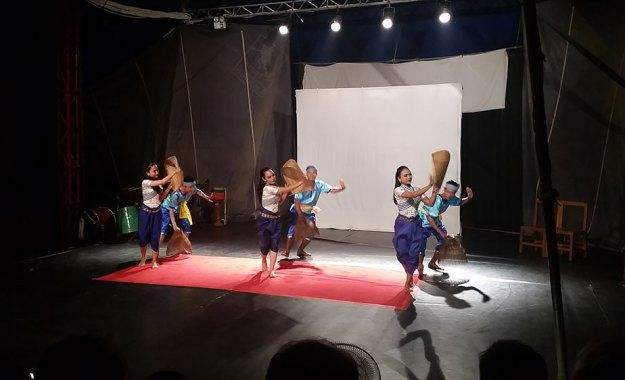 Le cirque de Battambang fait partie des incontournables de Phnom Penh
