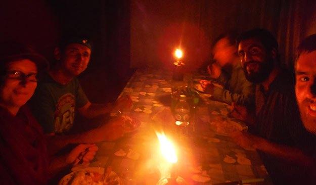 Ecouter les histoires de la jungle en pleine nuit