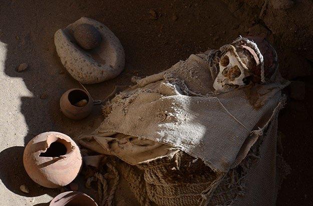 Cimeti?re Nazca