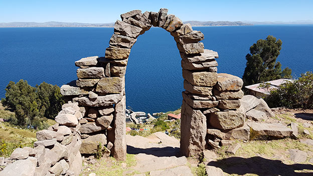Le lac Titicaca