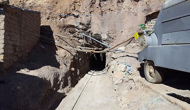 Visiter les mines de Potosi