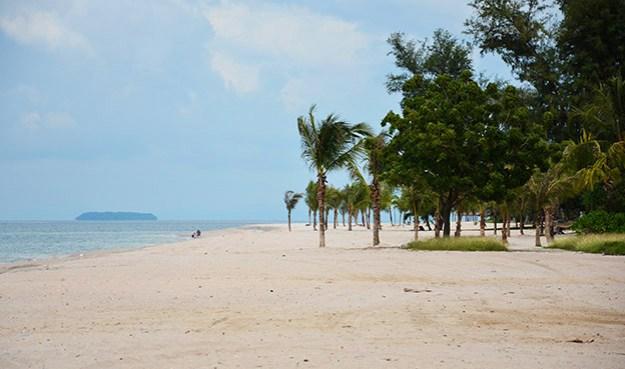 La plage la plus calme de Langkawi