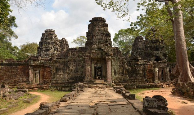 Visite de Banteay Kdei