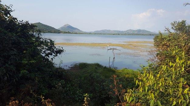 La campagne autour de Kampot