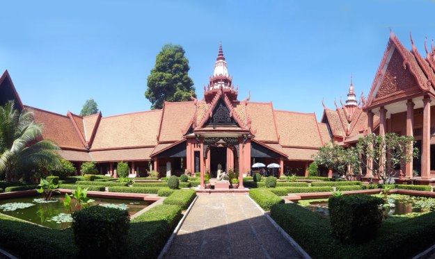 Le Musée d'histoire naturelle de Phnom Penh