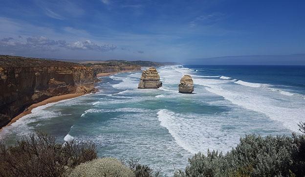 Les douze apôtres de la Great Ocean Road