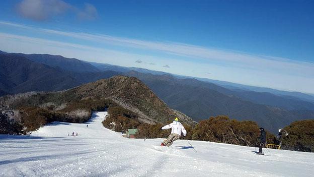 Ski à Mont Buller