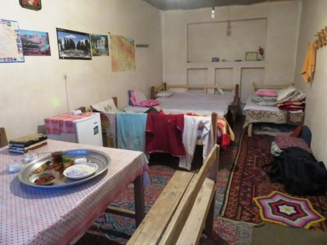 Hotel koosaran in Gazor Khan Iran