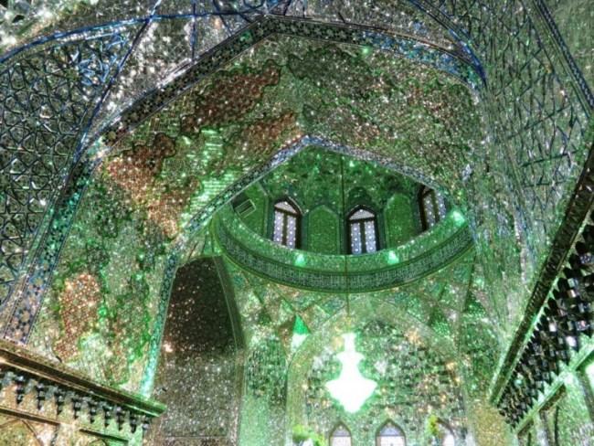 Imamzadeh-ye Ali Ebn-e Hamze in Shiraz Iran