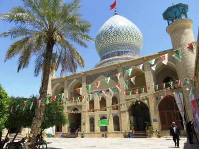Imamzadeh-ye Ali Ebn-e Hamze shrine in Shiraz Iran