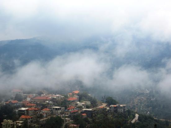 Lebanon Qadisha valley