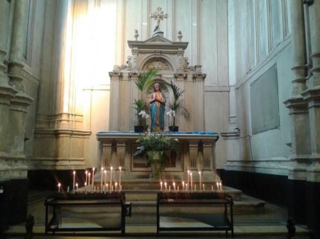 church in Brussels Belgium
