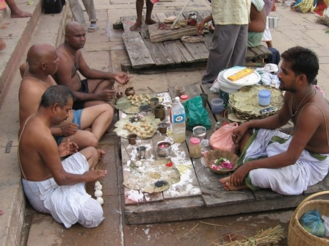 Varanasi: an anthropologists dream of rituals and colours