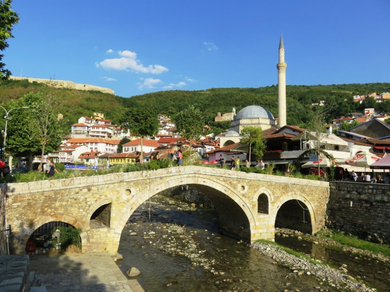 Backpacking Kosovo: the newest country in Europe
