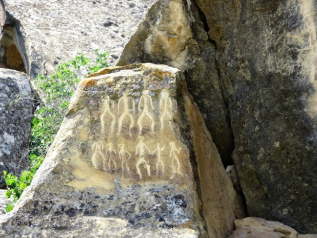 The Gobustan Petroglyphs make a great day trip from Baku into the Absheron Peninsula