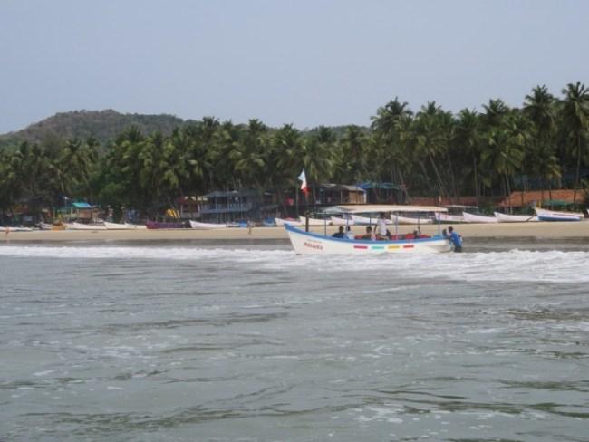 Things to do in Palolem: Honeymoon beach