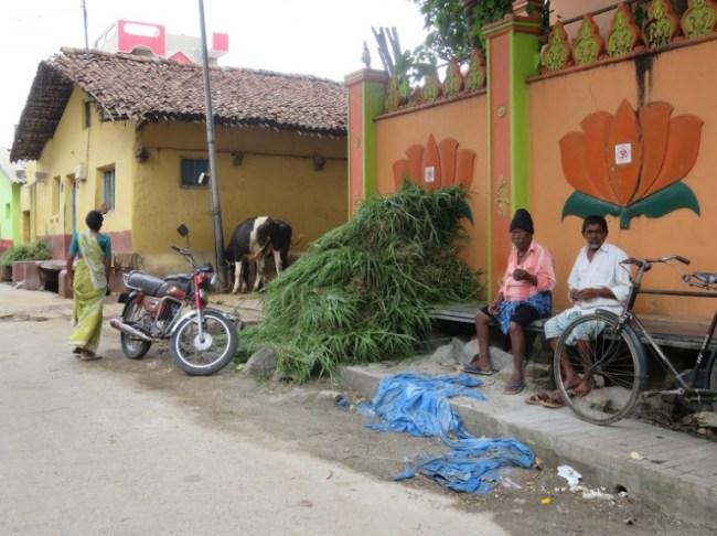 Mysore street scene