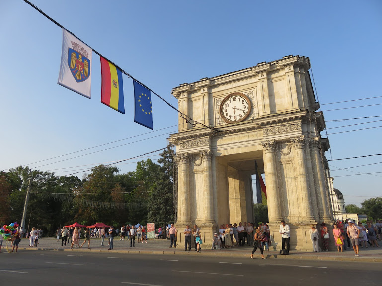 The best things to do in Chisinau: Soviet Europe