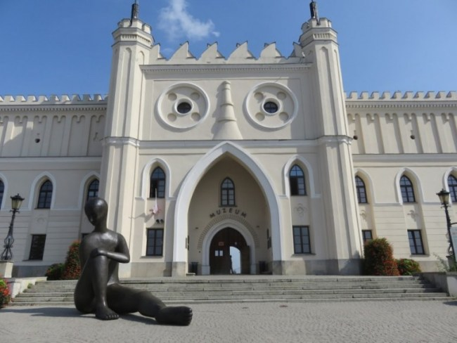 Lublin castle is among the top things to do in Lublin