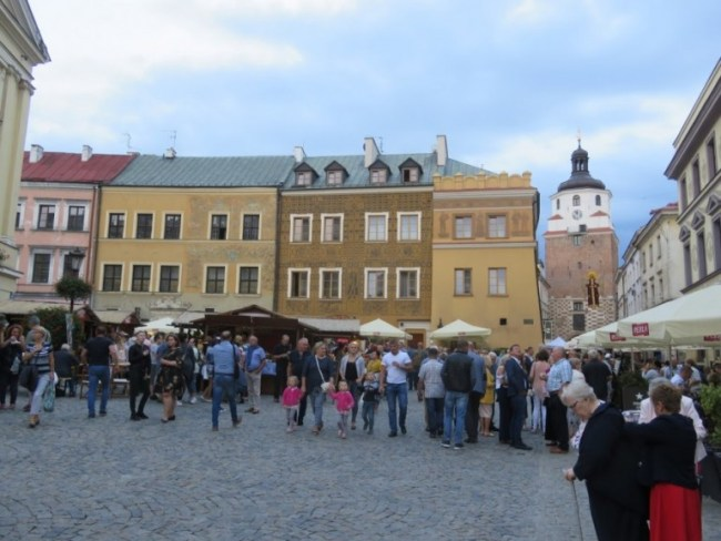 things to do in Lublin: The old town